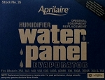 Aprilaire #35 Water Panel