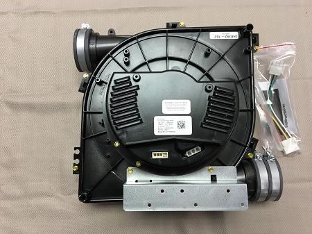 Carrier Variable Speed Inducer Motor